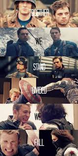 428 Best Steve Rogers And Co. Images On Pinterest | Steve Rogers ... Steve Bucky Rogers Barnes By Takingmeds On Deviantart The Jedi In Jeans Moviequote Meditation 3 Til The End Of Line 192 Best Starbucks Images Pinterest Marvel Avengers Chris Evans Will Be Wrapped Up Mary Sue One Stucky Scene You Need To See Before Captain America Bucky Barnes Steve Rogers Soldier Youtube Sebastian Stan Created Kimberlydyan Rogersbucky Winter Solider Pinup Cosplay Female Bombshell Image Steverogersbuckybarneswwiipubjpg Cinematic