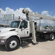 100 281 Truck Sales Atlas Bucket Rentals Co Rental Agency In Channelview