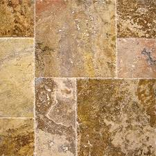 Valencia Scabos Travertine Tile by Travertine Tile Flooring