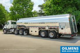 100 Fuel Trucks New And Used For Sale By Oilmens Truck Tanks
