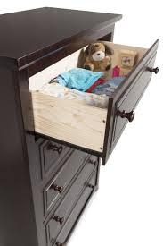 Graco Espresso Dresser Furniture by Graco Kendall 5 Drawer Dresser Walmart Canada