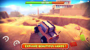Zombie Offroad Safari 1.2.1 APK + OBB (Data File) Download - Android ...