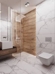 30 luxury bathroom design ideas with best marble tile