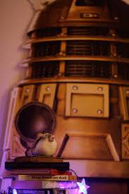 Dalek Christmas Tree Topper by How To Make A Book Christmas Tree Blogmas Day Twelvety U2013 12