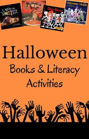 Shake Dem Halloween Bones Activities by Halloween Books And Activities Growing Book By Book