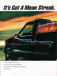 1991 Chevrolet Chevy 454 SS Pick-Up Truck Page 1 USA Original ...