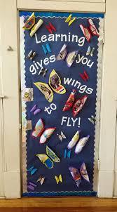 Pictures Of Halloween Door Decorating Contest Ideas by Best 20 Classroom Door Ideas On Pinterest Teacher Bulletin