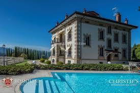 luxusvilla mit blick auf den lago maggiore zu verkaufen in luino