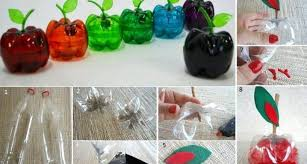 Recycling Plastic Bottles Creative Clever
