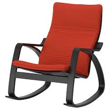 Rocking Chair POÄNG Black-brown, Knisa Red/orange Orange Charleston Acacia Outdoor Rocking Chair Soon To Be Discontinued Ringrocker K086rd Durable Red Childs Wooden Chairporch Rocker Indoor Or Suitable For 48 Years Old Beautiful Tall Patio Chairs Folding Foldable Fniture Antique Design Ideas With Personalized Kids Keepsake 3 In White And Blue Color Giantex Wood Porch 100 Natural Solid Deck Backyard Living Room Rattan Armchair With Cushions Adams Manufacturing Resin Big Easy Crp Products Generations Adirondack Liberty Garden St Martin Metal 1950s Vintage Childrens