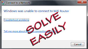 Windows was unable to connect WiFi Hotspot internet Fix Wireless