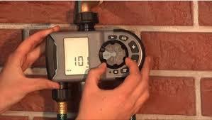 Orbit Hose Faucet Timer by Orbit Irrigation Digital 2 Outlet Hose Faucet Timer