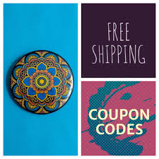 Flower Mandala Button Pin, FREE SHIPPING & Coupon Codes 15 Off Pickup Flowers Coupon Promo Discount Codes 2019 Avas Code The Bouqs Flash Sale Save 20 Last Day Hello Subscription Pughs Flowers Coupon Code Diesel 2018 Calamo Ftd Off Flower Muse Coupons Promo Discount November Universal Studios Dangwa Florist Manila Philippines Valentine Discounts Codes Angie Runs Florist January 20 Ilovebargain