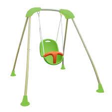 siege balancoire enfant portique bébé pliable trigano pour enfant de 9 mois à 3 ans