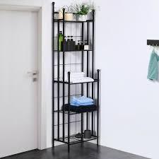 badezimmer badregal 38x39 5x162 5cm bambus holz regal 5