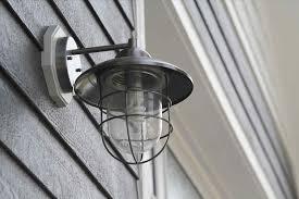 menards outdoor lighting