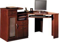 Bush Vantage Corner Desk by South Park Computer Credenza Wall Unit By Hooker Furniture For