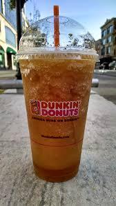 Large Pumpkin Iced Coffee Dunkin Donuts by Thirsty Dudes Dunkin U0027 Donuts Coolatta Arnold Palmer