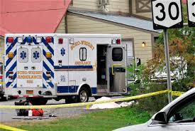 100 Bolton Ford Truck Junction New York Limo Crash Kills 20 People