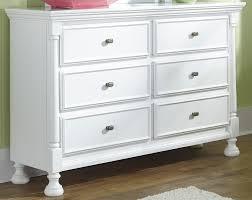 Zayley Dresser And Mirror by White Dresser Ashley Furniture Bestdressers 2017