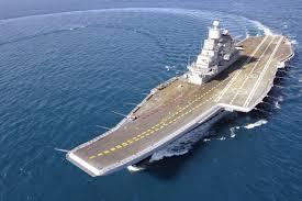 100 Aircraft Carrier Interior Faizan Ahmad INS Vikramaditya Indias New