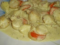 cuisiner les coquilles st jacques surgel馥s de jacques la meilleure recette