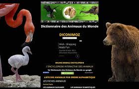 Coloriage Tout Les Animaux Du Monde