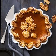 Keeping Pumpkin Pie From Cracking by Pumpkin Pie Williams Sonoma