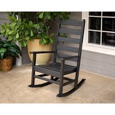 POLYWOOD® Shaker Porch Rocking Chair