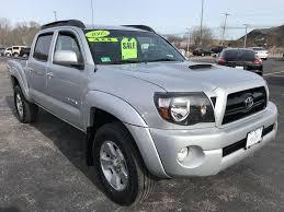 100 Toyota Tacoma Used Trucks 2005 TACOMA DOUBLE CAB For Sale 13900