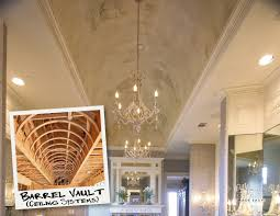 Groin Vault Ceiling Images by With A Simple Design Barrel Vaults Deliver A Dramatic Effect
