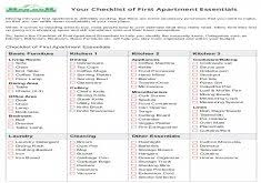 Http Charming Apartment Furniture Checklist Your Of First Essentials Moving Into Is