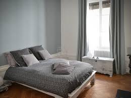 chambre gris bleu des exemples de belles chambres invités à reproduire pour accueillir
