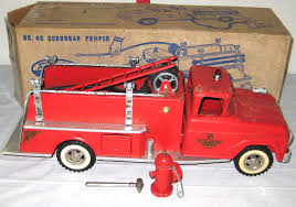 FARM TOY AUCTION Farm Toy Auction Smith Miller Toy Truck Original Sand And Gravel Dump Planes Trains Trucks Global Trade Boom Fires Up Oil Demand Kaiser Concrete Mack Archives Antique Toys For Sale Trucks Vintage Toys The Estate Sale All American Company Parts Smithmiller Fire Im Liking Inrstate Motor Freight System Project 1940s Buddy L Box Green Both Rear Doors 22500 Pclick Items