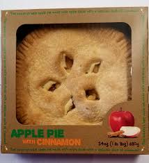 Apple Kitchen Decor At Walmart by The Bakery At Walmart Double Crust Apple Pie 24 Oz Walmart Com