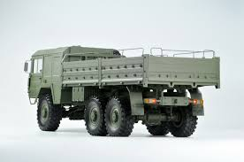 100 6x6 Military Truck MC6 110 Ki Hobby Recreation Products
