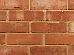 Victorian Orange Wirecut Bricks - 65mm