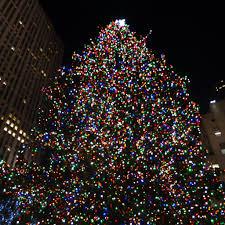 Lighting Of Rockefeller Christmas Tree 2014 by Rockefeller Center Christmas Tree Wallpaper