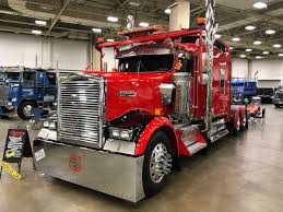 100 The Great American Trucking Show Summary Trucks Leaving