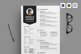 Download 327 Resume Templates On Envato Elements