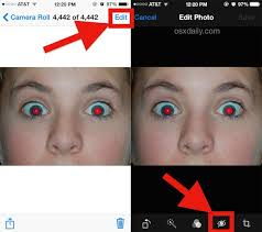 How to Remove Red Eye from s on iPhone & iPad