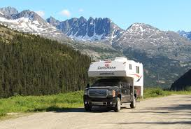 100 Large Pickup Truck Rental Maxi Travel Camper Camper CanaDream CanaDream