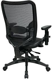 Knoll Pollock Chair Used by Zebra Chair Pu Leather Mesh Executive Office Chair Tilt Swivel