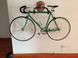 Ceiling Bike Rack Diy by Bikes 4 Bike Floor Rack Vertical Bike Storage Rack How To Hang A