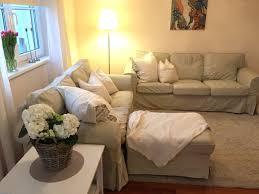 Ektorp Loveseat Sofa Sleeper From Ikea by My Ikea Ektorp Tygelsjö Beige Living Room Ikea Livingroom