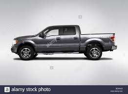 2010 Ford F-150 XLT In Gray - Drivers Side Profile Stock Photo ... Preowned 2010 Ford F150 Lariat 4wd Supercab 145 In Bremerton Gets An All New Powertrain Lineup For 2011 Autoguidecom Wallpapers Group 95 4x4 Trucks Best Image Truck Kusaboshicom Harleydavidson The Iawi Drivers Log Autoweek Xl Medicine Hat Tsa38771 House Reviews And Rating Motor Trend 4 Door Cab Styleside Super Crew First Drive Svt Raptor