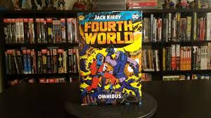 Jack Kirbys The Fourth World Omnibus Spotlight Review