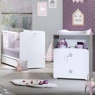 chambre de bebe pas cher chambre bébé complète pas cher à prix auchan