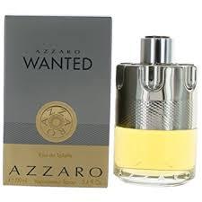 azzaro wanted eau de toilette spray 3 4 ounce