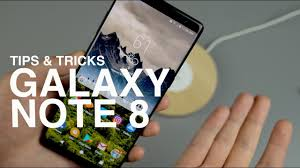 20 Galaxy Note 8 Tips and Tricks